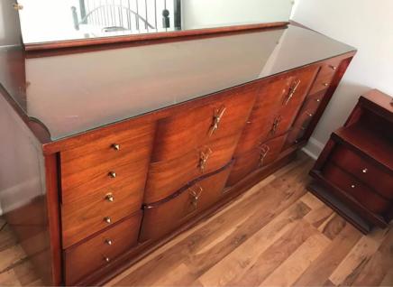 163 Commode 12 tiroirs kit