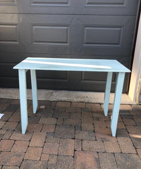 326 Table bleue Alexis